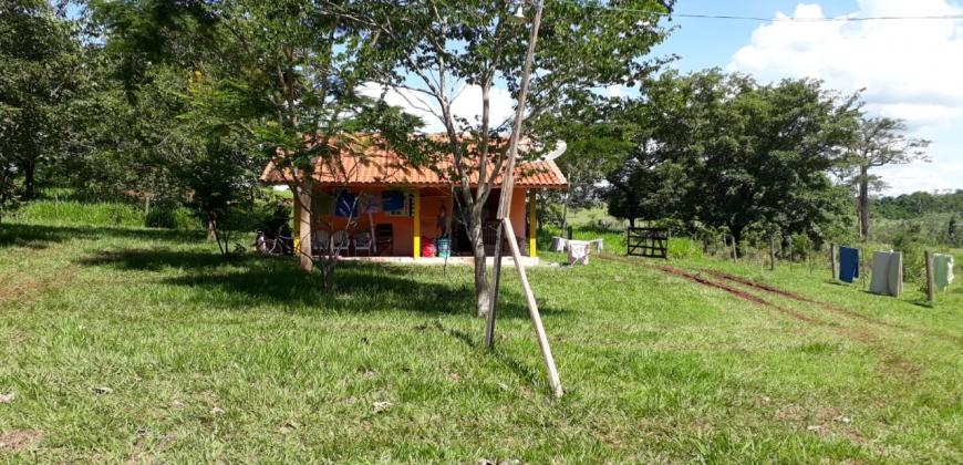 Área na Beira do rio